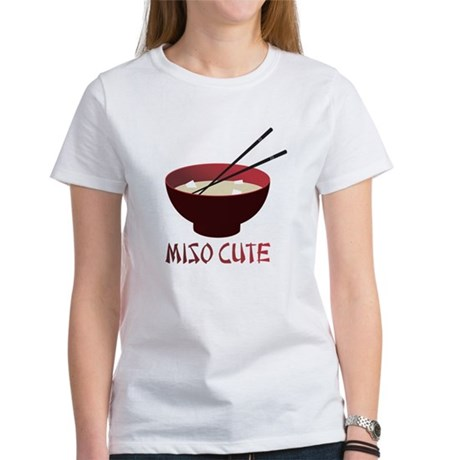 Miso Cute Women's T-Shirt