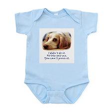 Not Me Infant Bodysuit