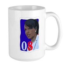 Unique Condi rice Mug
