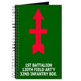 120th Field Artillery <BR>Journal