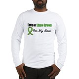 Lymphoma (Niece) Long Sleeve T-Shirt