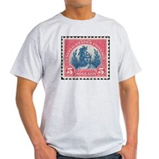 Funny Stamp T-Shirt