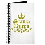 Gold Stamp Queen Journal