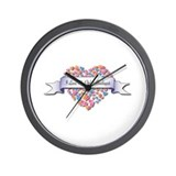 Love My Ophthalmologist Wall Clock
