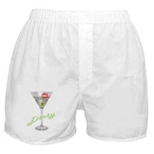 Unique Martinis Boxer Shorts
