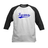 Vintage Iyana (Blue) Tee