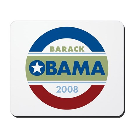 Barack Obama Mousepad