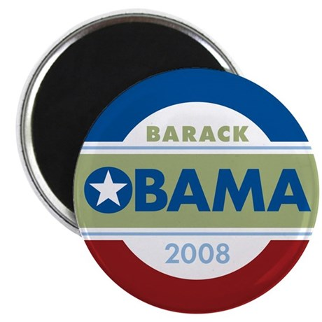 "Barack Obama 2.25"" Magnet (100 pack)"
