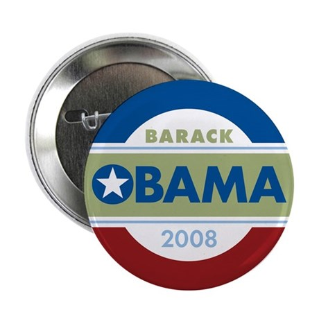 "Barack Obama 2.25"" Button (10 pack)"
