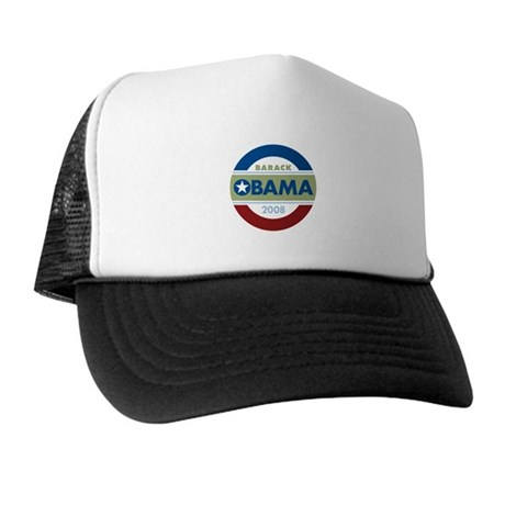 Barack Obama Trucker Hat