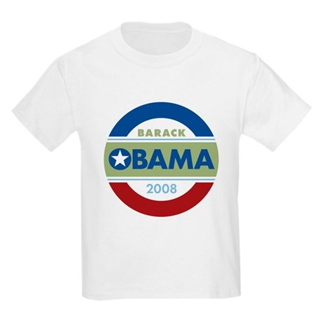Barack Obama Kids Light T-Shirt