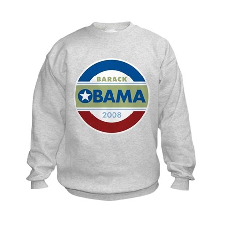 Barack Obama Kids Sweatshirt
