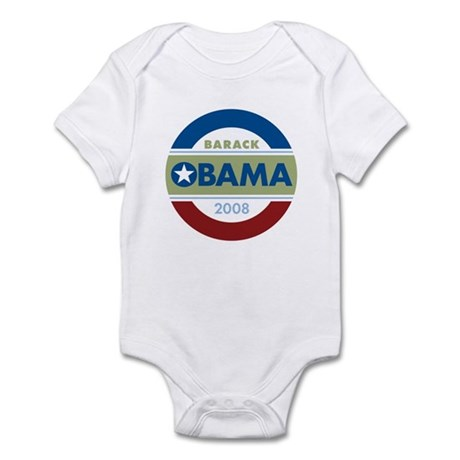 Barack Obama Infant Bodysuit