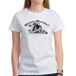 Wanna Wrestle Women's T-Shirt