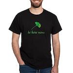 Be Here Now. Ginkgo leaf Dark T-Shirt