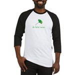 Be Here Now. Ginkgo leaf Baseball Jersey