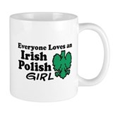 Irish Polish Girl Mug