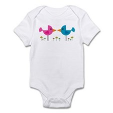 Lovebirds Infant Bodysuit
