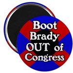 Boot Kevin Brady Magnet