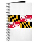 Maryland Blank Flag Journal