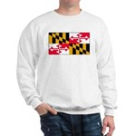 Maryland Blank Flag Sweatshirt