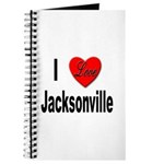 I Love Jacksonville Florida Journal