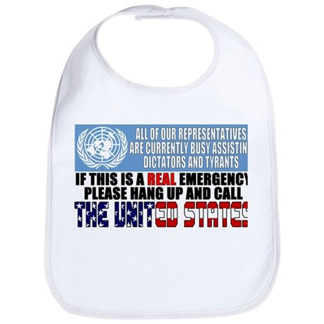 Anti United Nations Bib