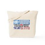 Anti United Nations Tote Bag