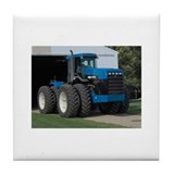 Ford New Holland 4 wd tractor Tile Coaster