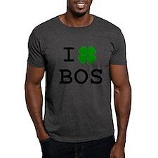 """""""I 'Rish' Boston"""" T-Shirt"""