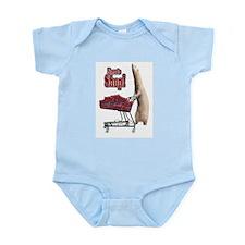Born to Shop Infant Creeper