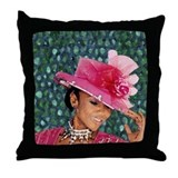 Custom Made AkA Throw Pillow