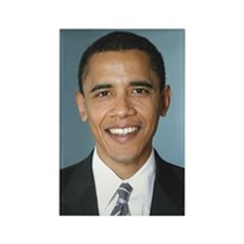 ObamaPresident2008 Rectangle Magnet (10 pack)