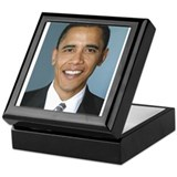 ObamaPresident2008 Keepsake Box