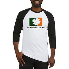 Irish ACADEMIC DEAN Baseball Jersey