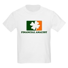 Irish FINANCIAL ANALYST T-Shirt