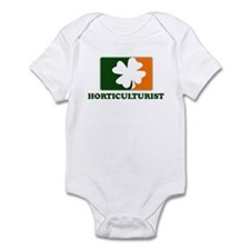Irish HORTICULTURIST Infant Bodysuit