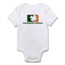 Irish LONGSHORE WORKER Infant Bodysuit