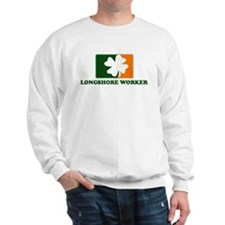 Irish LONGSHORE WORKER Sweatshirt