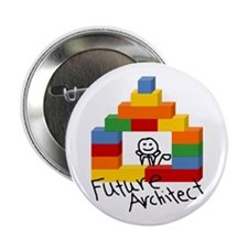 "Future Architect 2.25"" Button"
