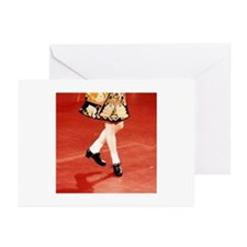 At the feis Greeting Cards (Pk of 10)