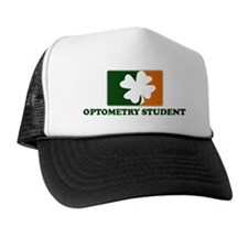 Irish OPTOMETRY STUDENT Trucker Hat