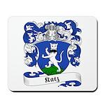 Katz Family Crest Mousepad