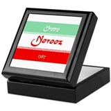 Happy Norooz Keepsake Box