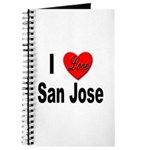 I Love San Jose California Journal