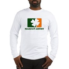 Irish MAKEUP ARTIST Long Sleeve T-Shirt