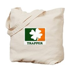 Irish TRAPPER Tote Bag