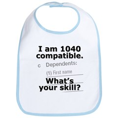 1040 compatible - Deduction - Bib