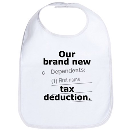 Brand new tax deduction - Bib