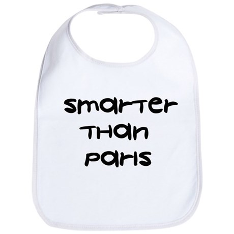 Smarter Than Paris - Bib